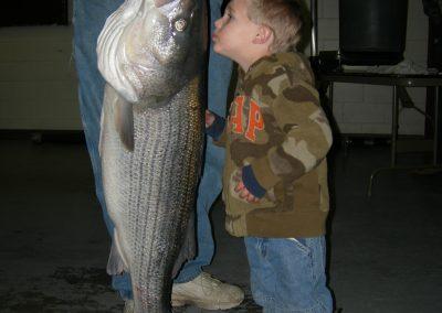 Jackson loves Rockfish